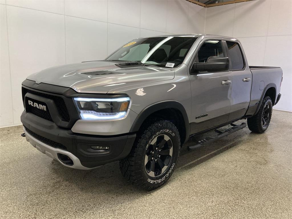 2019 Ram 1500 Quad Cab 4x4, Pickup #D210982A - photo 4