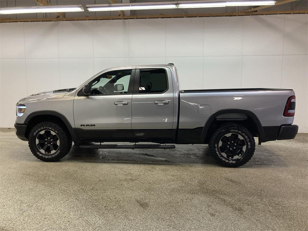2019 Ram 1500 Quad Cab 4x4, Pickup #D210982A - photo 5