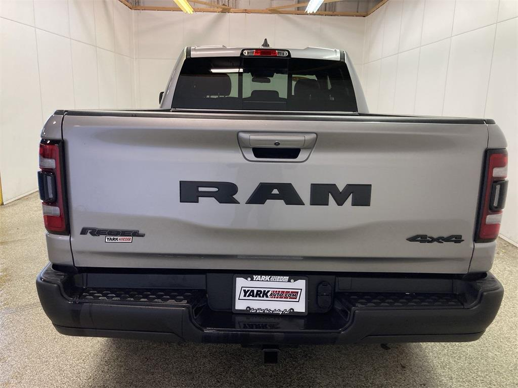 2019 Ram 1500 Quad Cab 4x4, Pickup #D210982A - photo 7