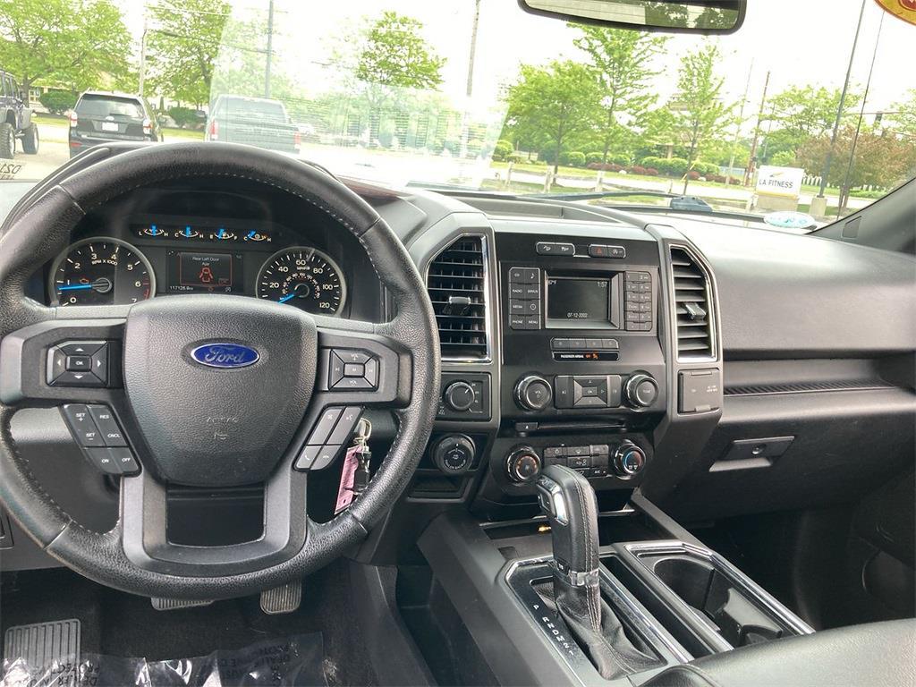 2016 Ford F-150 Super Cab 4x4, Pickup #D210982B - photo 26