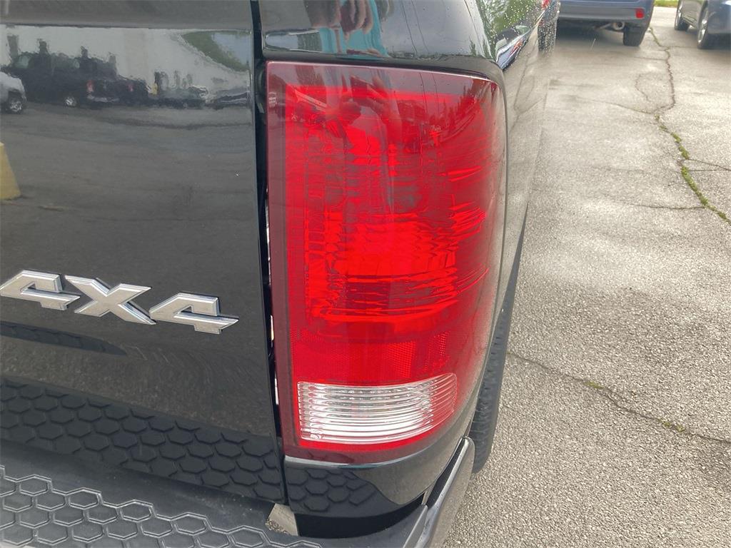 2018 Ram 1500 Quad Cab 4x4, Pickup #D210988A - photo 19