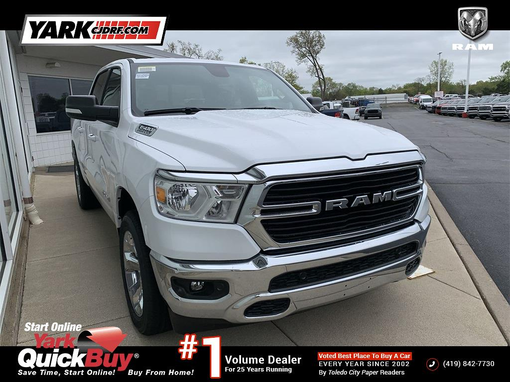 2021 Ram 1500 Crew Cab 4x4, Pickup #D210989 - photo 1