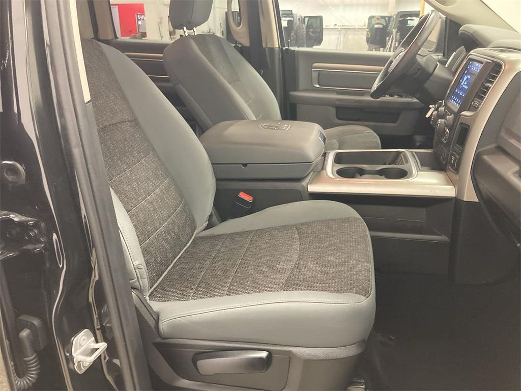 2018 Ram 1500 Crew Cab 4x4, Pickup #D211000A - photo 13