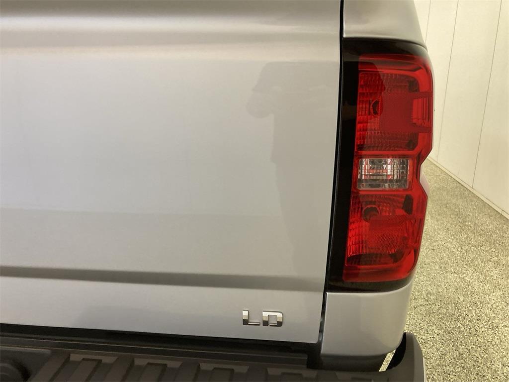 2019 Chevrolet Silverado 1500 Double Cab 4x4, Pickup #D211002A - photo 17