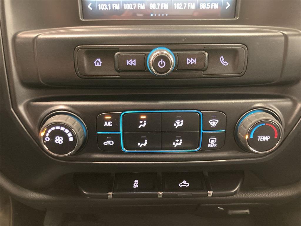 2019 Chevrolet Silverado 1500 Double Cab 4x4, Pickup #D211002A - photo 30