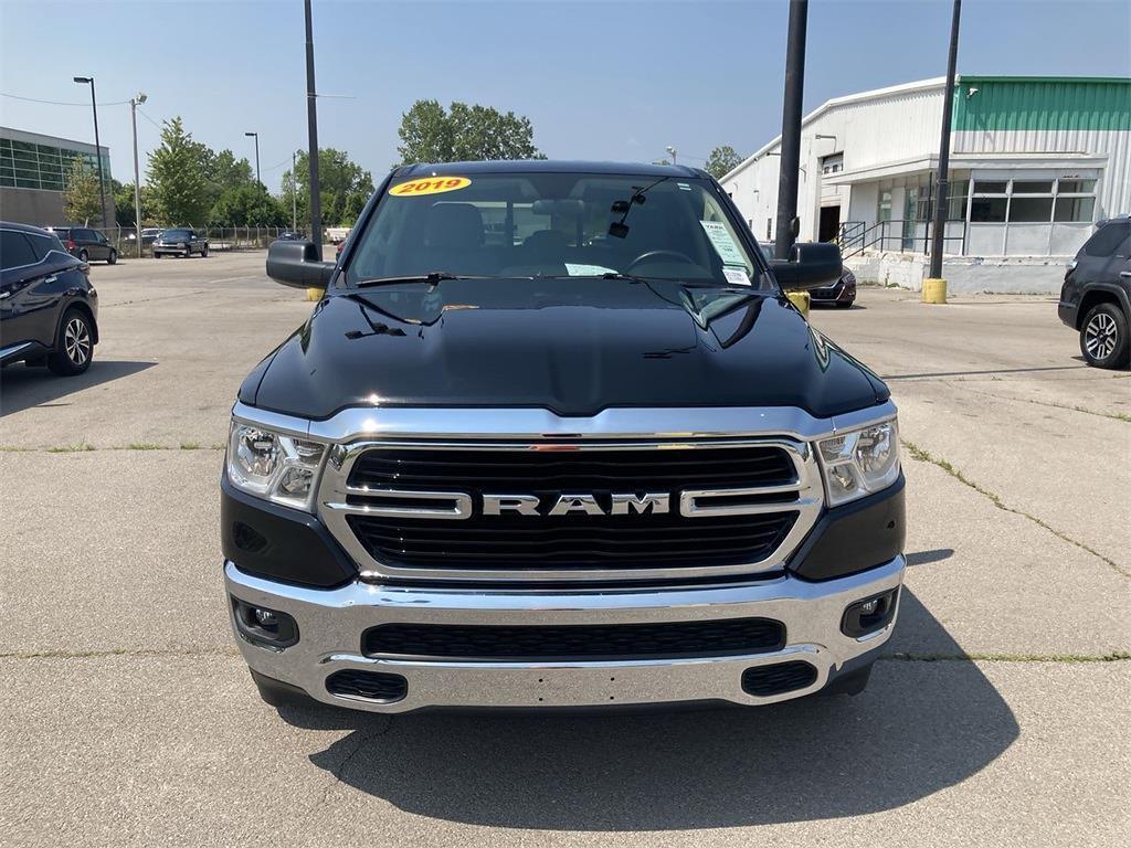 2020 Ram 1500 Quad Cab 4x4, Pickup #D211008A - photo 2