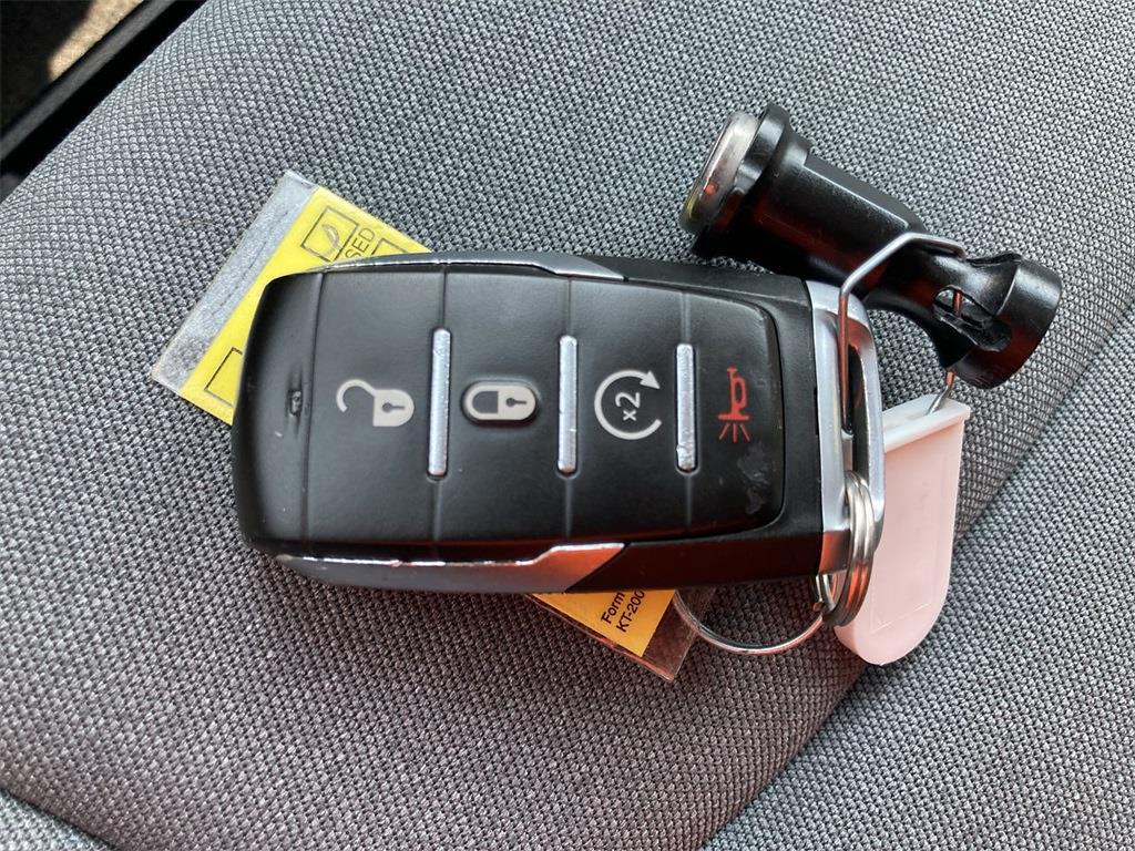 2020 Ram 1500 Quad Cab 4x4,  Pickup #D211008A - photo 35