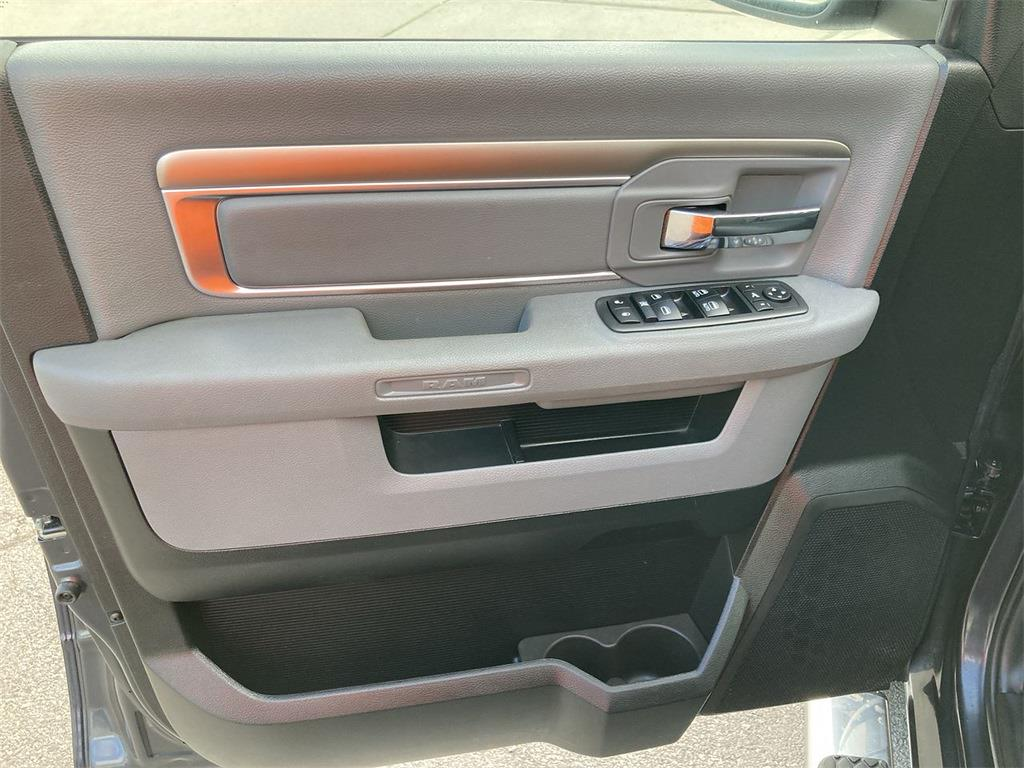 2018 Ram 1500 Quad Cab 4x4, Pickup #D211011A - photo 25