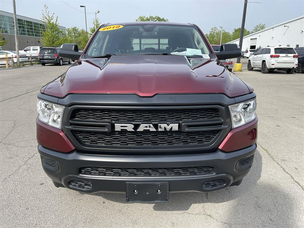 2019 Ram 1500 Crew Cab 4x4, Pickup #D211031A - photo 4