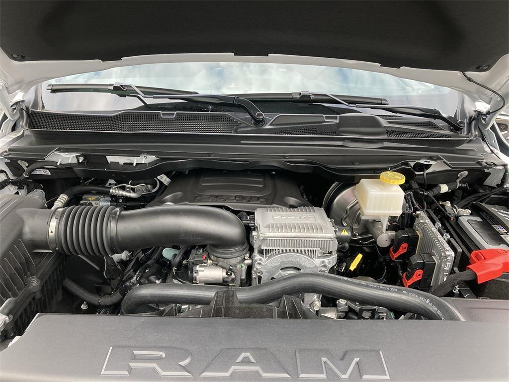 2021 Ram 1500 Crew Cab 4x4, Pickup #D211045 - photo 2