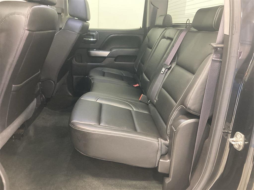 2016 Silverado 1500 Crew Cab 4x4,  Pickup #D211060B - photo 20