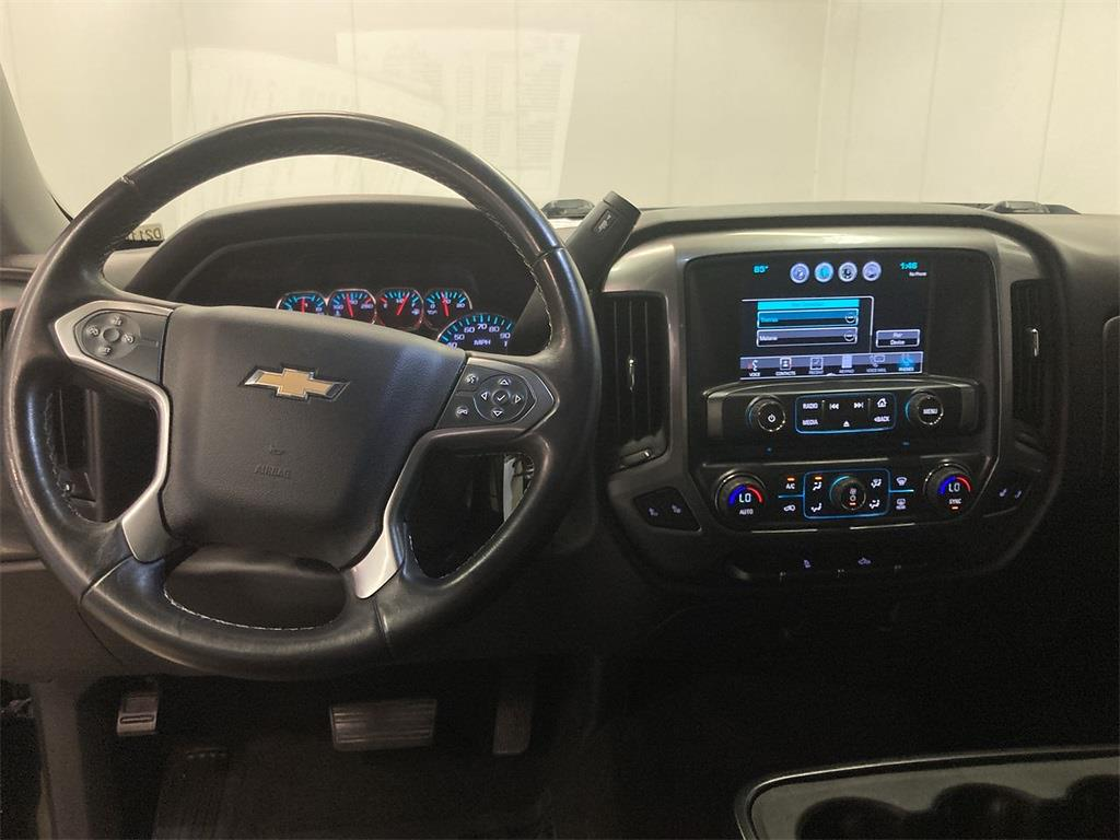 2016 Silverado 1500 Crew Cab 4x4,  Pickup #D211060B - photo 26