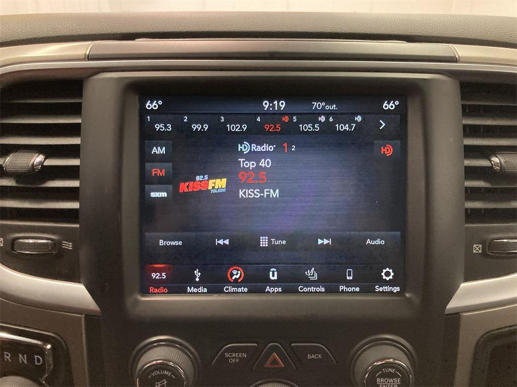 2018 Ram 1500 Crew Cab 4x4, Pickup #D211064A - photo 29