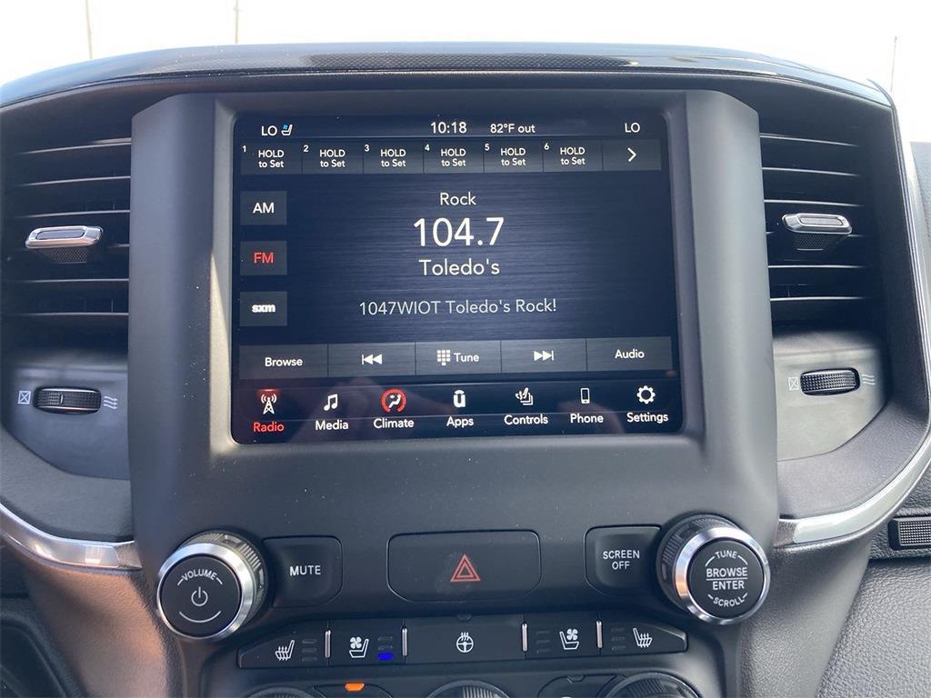 2021 Ram 1500 Crew Cab 4x4, Pickup #D211073 - photo 19