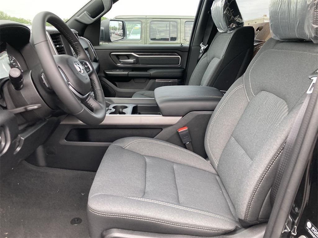 2021 Ram 1500 Quad Cab 4x4, Pickup #D211075 - photo 12