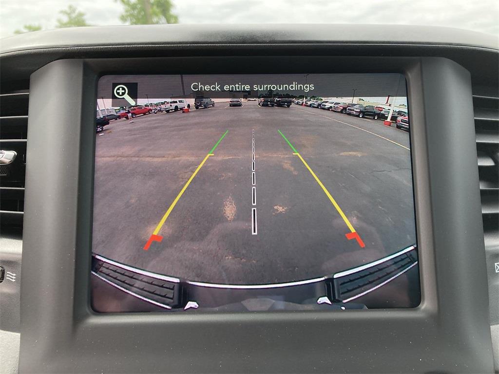 2021 Ram 1500 Quad Cab 4x4, Pickup #D211075 - photo 19