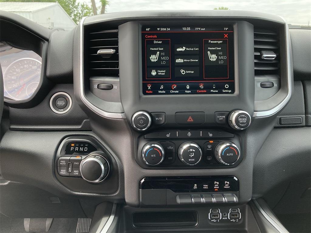 2021 Ram 1500 Quad Cab 4x4, Pickup #D211075 - photo 20
