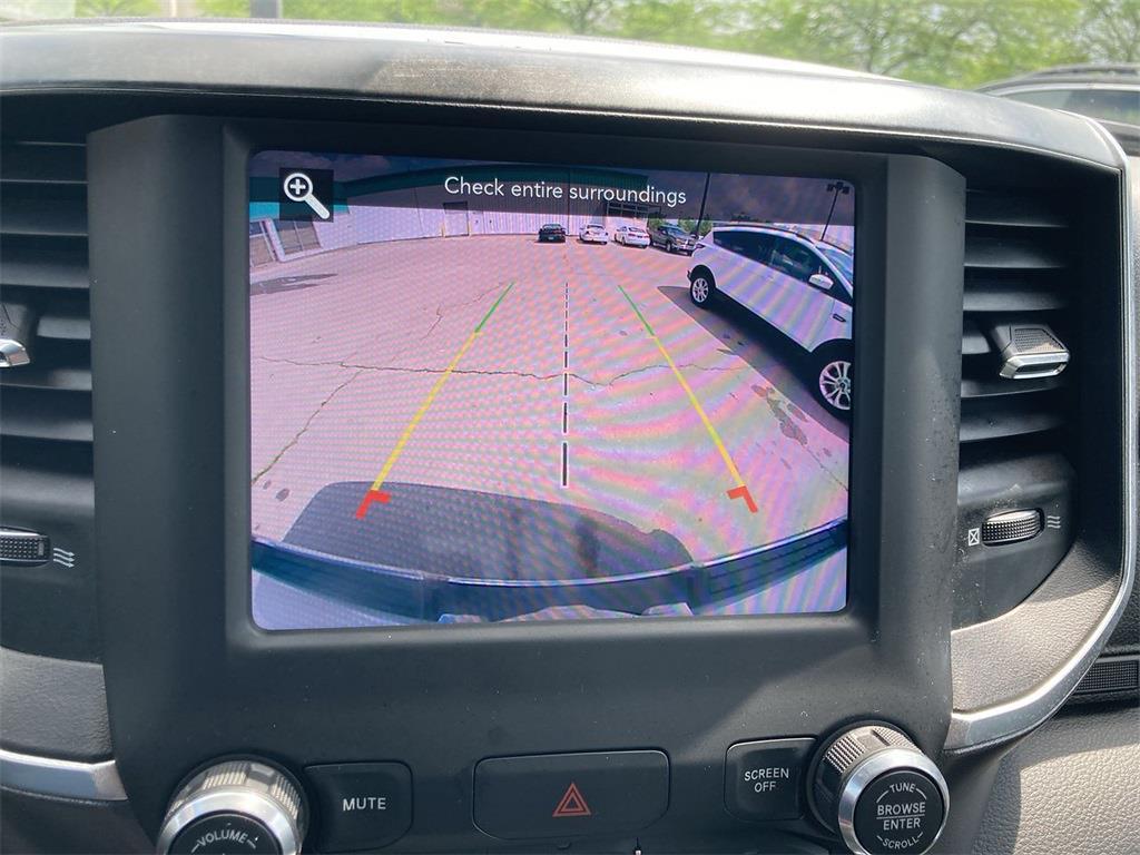 2019 Ram 1500 Crew Cab 4x4, Pickup #D211077A - photo 30