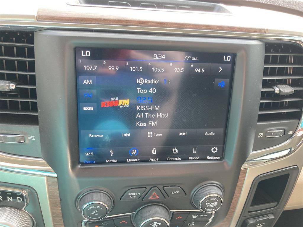 2018 Ram 1500 Crew Cab 4x4, Pickup #D211091A - photo 29