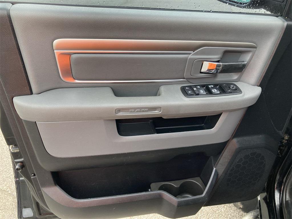 2014 Ram 1500 Quad Cab 4x4, Pickup #D211094B - photo 23