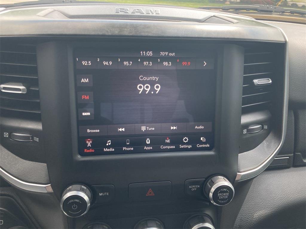 2019 Ram 1500 Crew Cab 4x4, Pickup #D211103A - photo 29