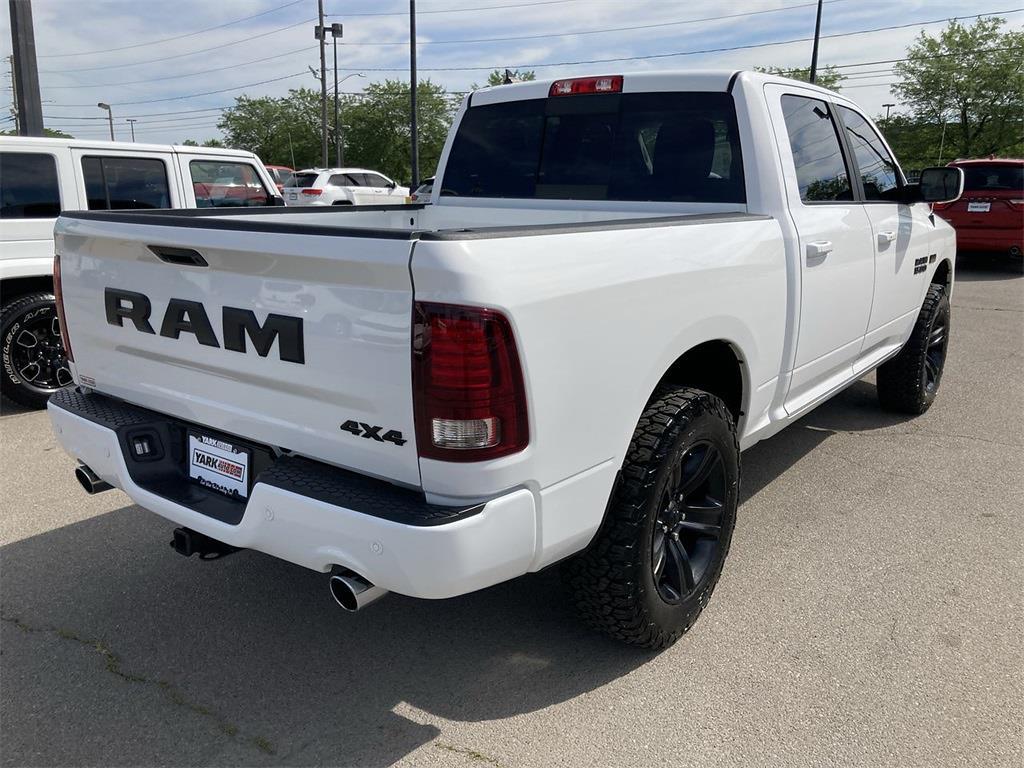 2017 Ram 1500 Crew Cab 4x4, Pickup #D211108A - photo 1