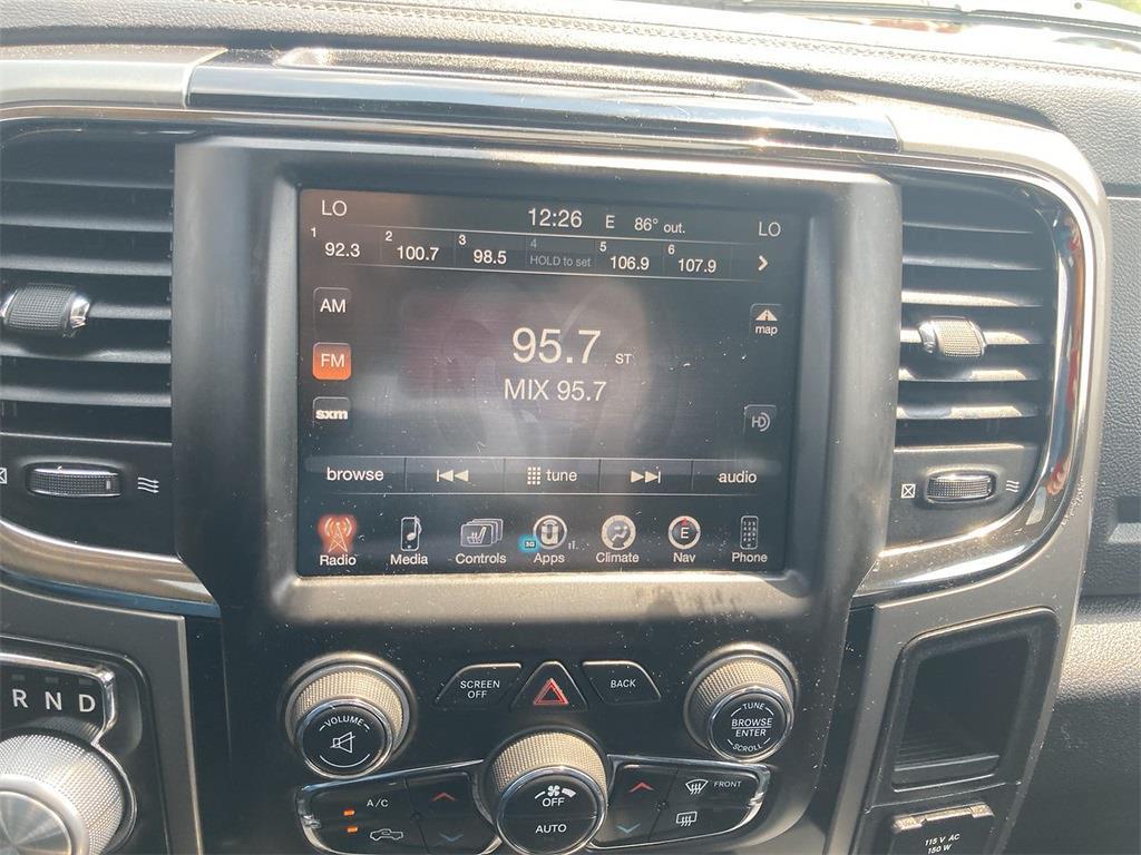 2014 Ram 1500 Quad Cab 4x4, Pickup #D211146A - photo 28