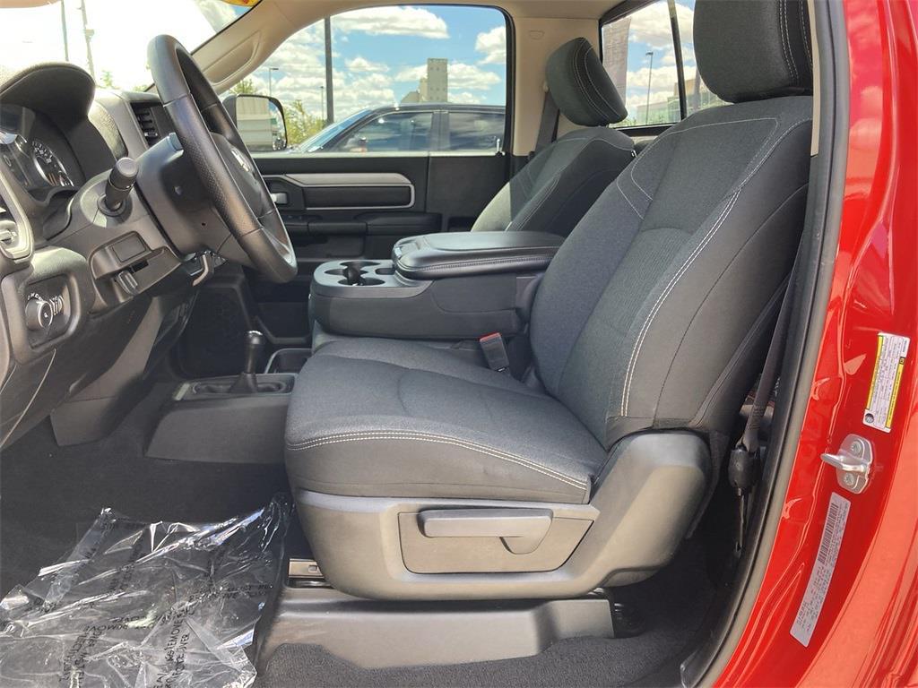 2019 Ram 2500 Regular Cab 4x4, Pickup #D211161A - photo 20