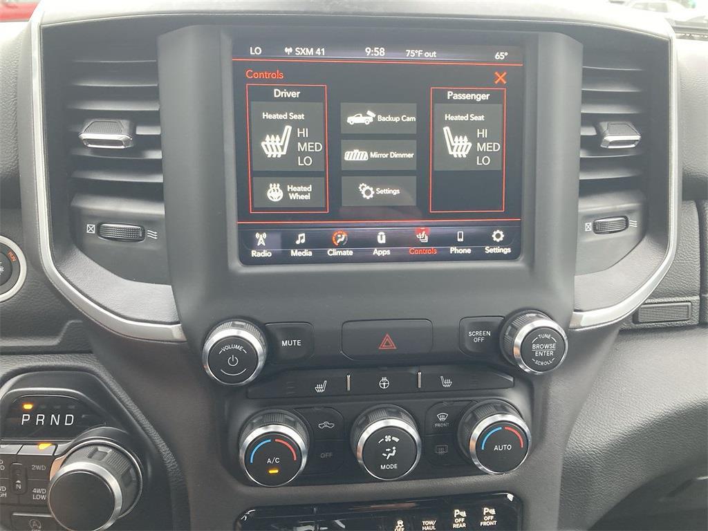 2021 Ram 1500 Quad Cab 4x4, Pickup #D211251 - photo 20