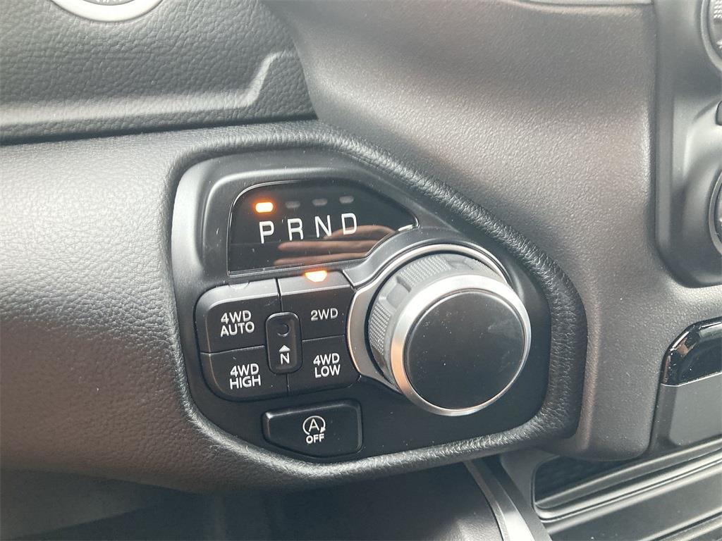2021 Ram 1500 Quad Cab 4x4, Pickup #D211251 - photo 21