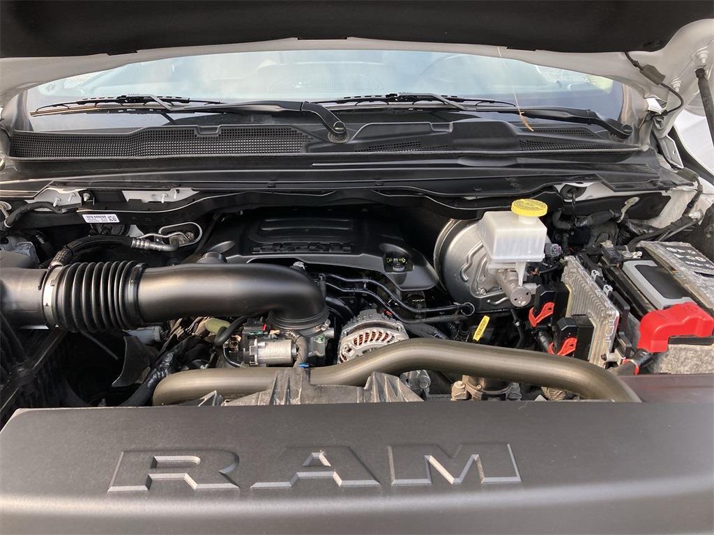 2019 Ram 1500 Crew Cab 4x4,  Pickup #D211296A - photo 11