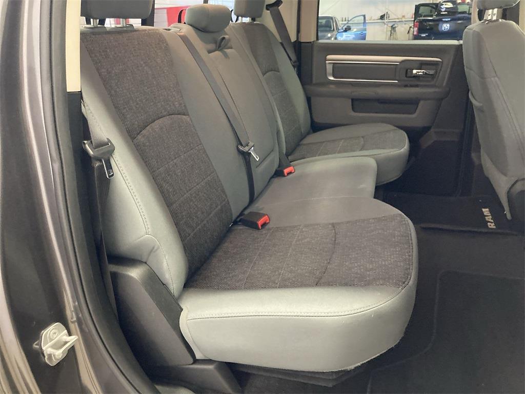2017 Ram 1500 Crew Cab 4x4,  Pickup #D211298A - photo 16