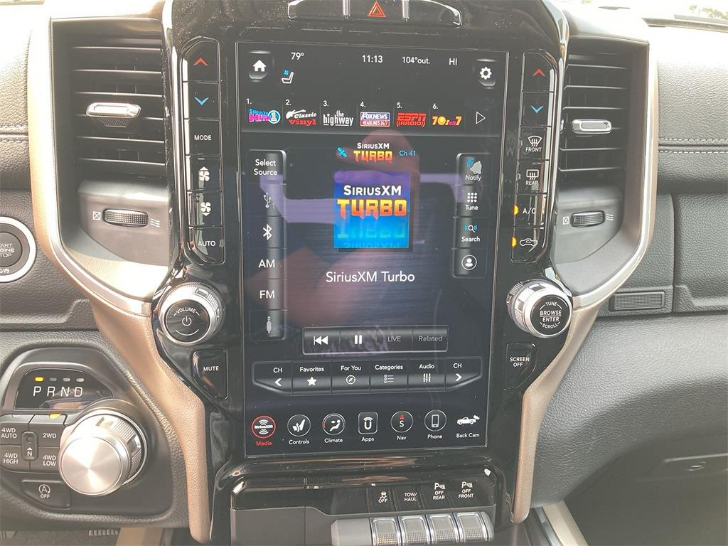 2021 Ram 1500 Crew Cab 4x4, Pickup #D211304 - photo 19