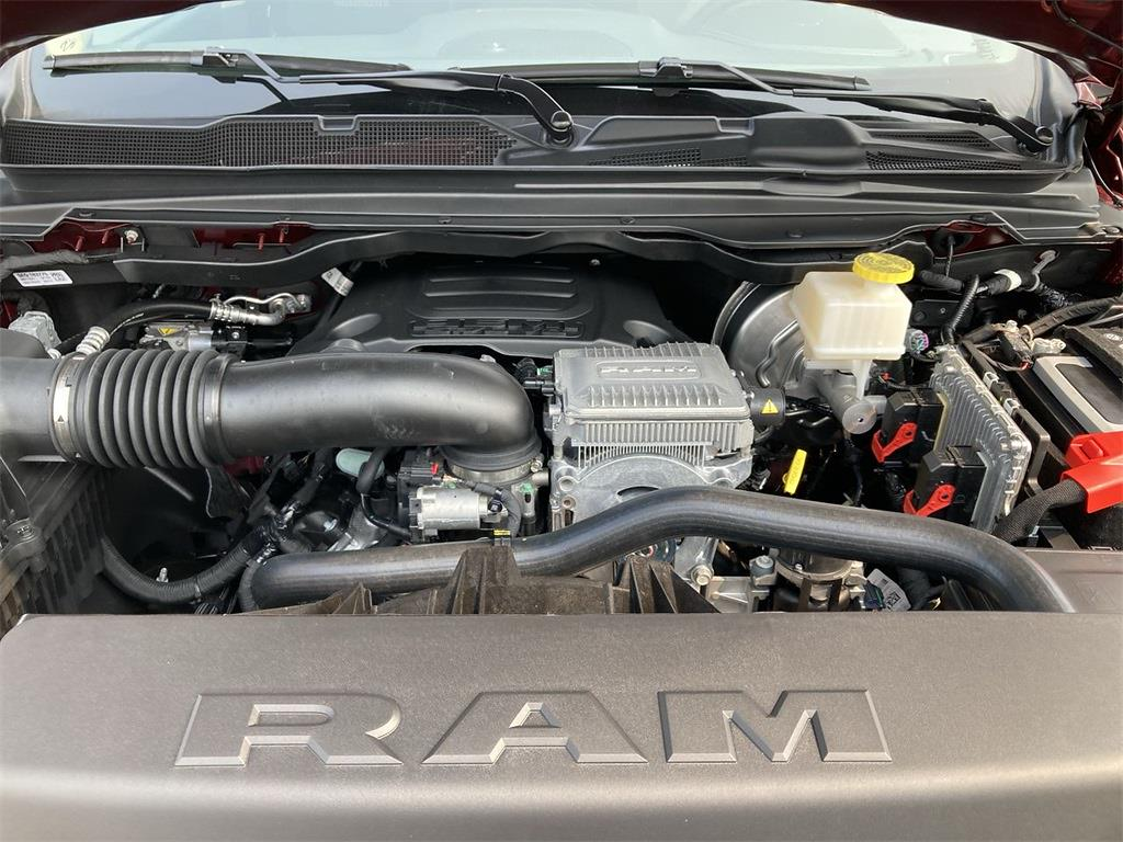 2021 Ram 1500 Crew Cab 4x4, Pickup #D211304 - photo 5