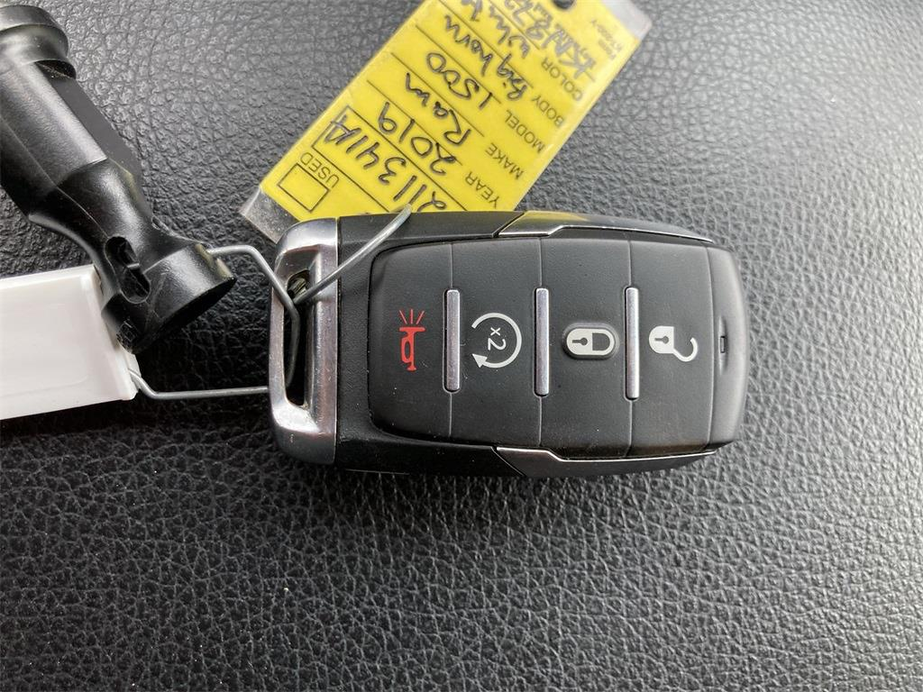 2019 Ram 1500 Quad Cab 4x2,  Pickup #D211341A - photo 35