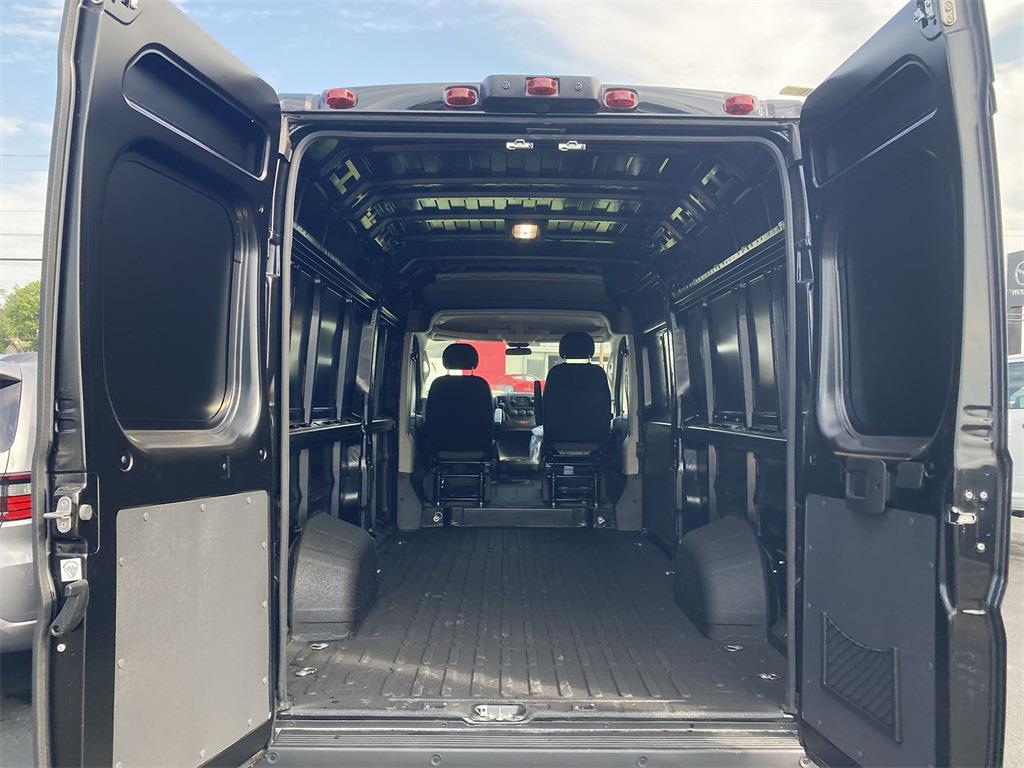 2021 ProMaster 3500 Extended High Roof FWD,  Empty Cargo Van #D211355 - photo 2