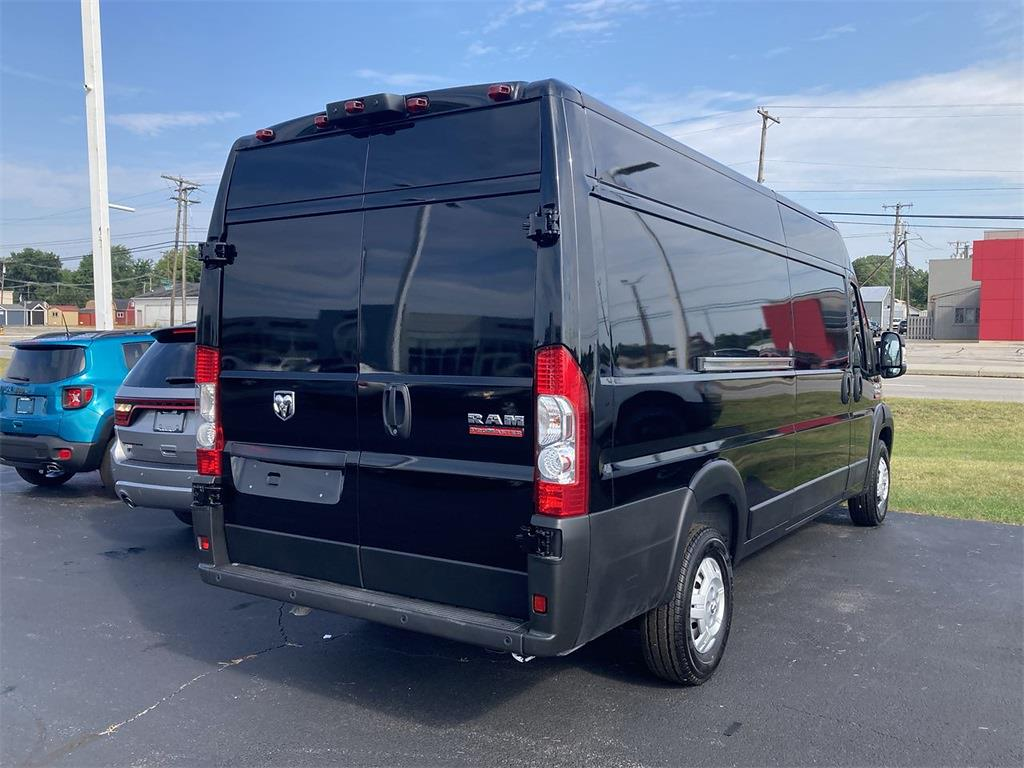 2021 ProMaster 3500 Extended High Roof FWD,  Empty Cargo Van #D211355 - photo 7