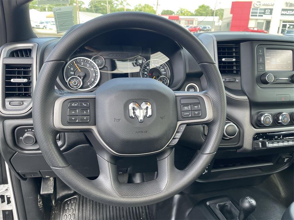 2021 Ram 3500 Regular Cab DRW 4x4,  Cab Chassis #D211369 - photo 20