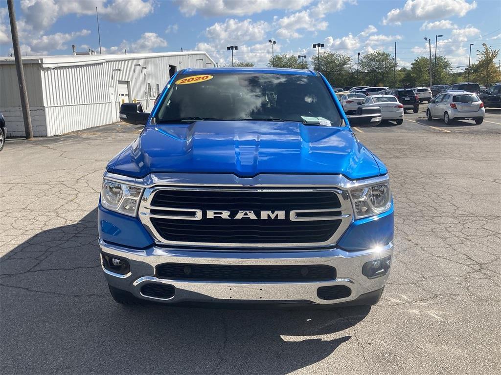 2020 Ram 1500 Crew Cab 4x4,  Pickup #D211372A - photo 4