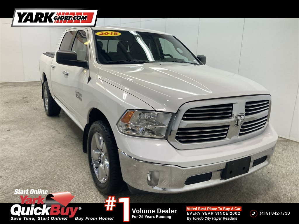 2015 Ram 1500 Crew Cab 4x4, Pickup #J210209B - photo 1