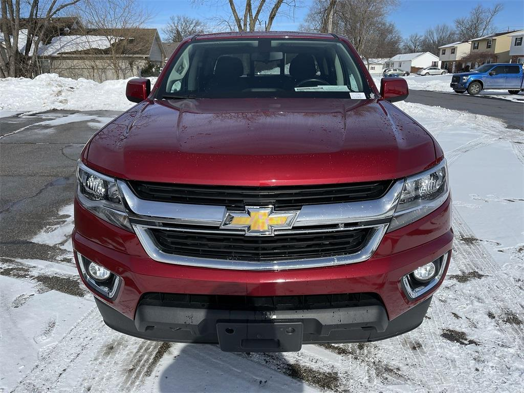 2017 Chevrolet Colorado Crew Cab 4x4, Pickup #J210275A - photo 3