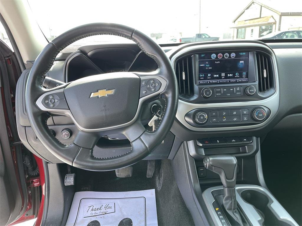 2017 Chevrolet Colorado Crew Cab 4x4, Pickup #J210275A - photo 26