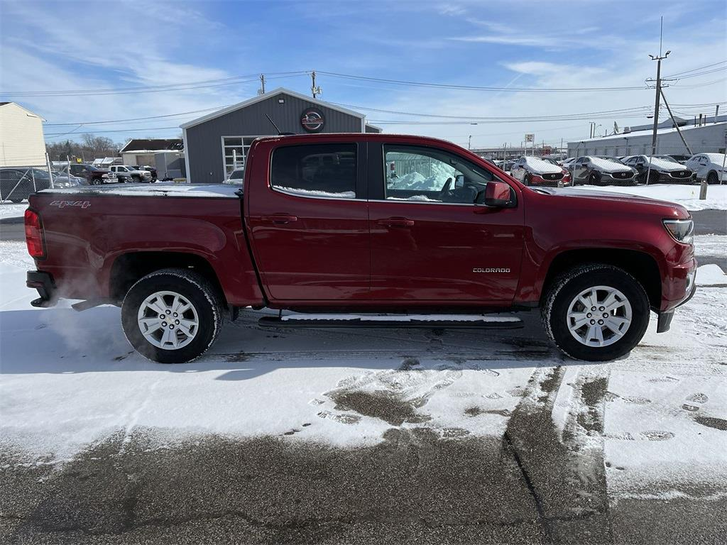 2017 Chevrolet Colorado Crew Cab 4x4, Pickup #J210275A - photo 8