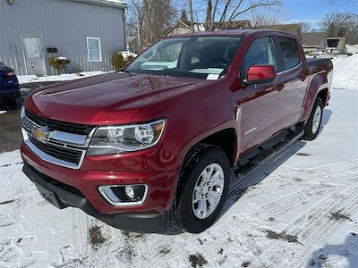 2017 Chevrolet Colorado Crew Cab 4x4, Pickup #J210275A - photo 4