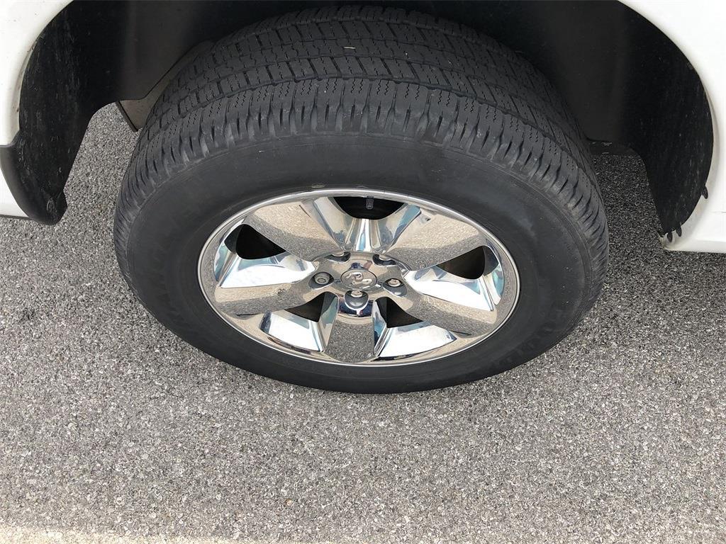 2019 Ram 1500 Quad Cab 4x4, Pickup #J210723A - photo 18