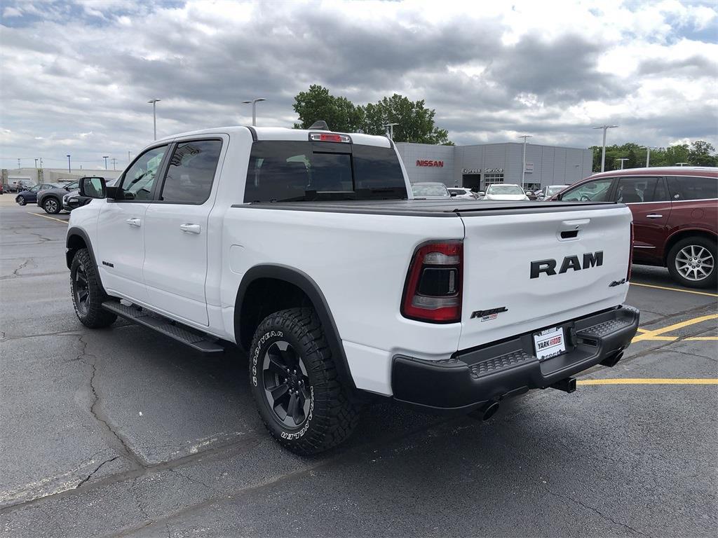 2020 Ram 1500 Crew Cab 4x4, Pickup #J210872A - photo 5
