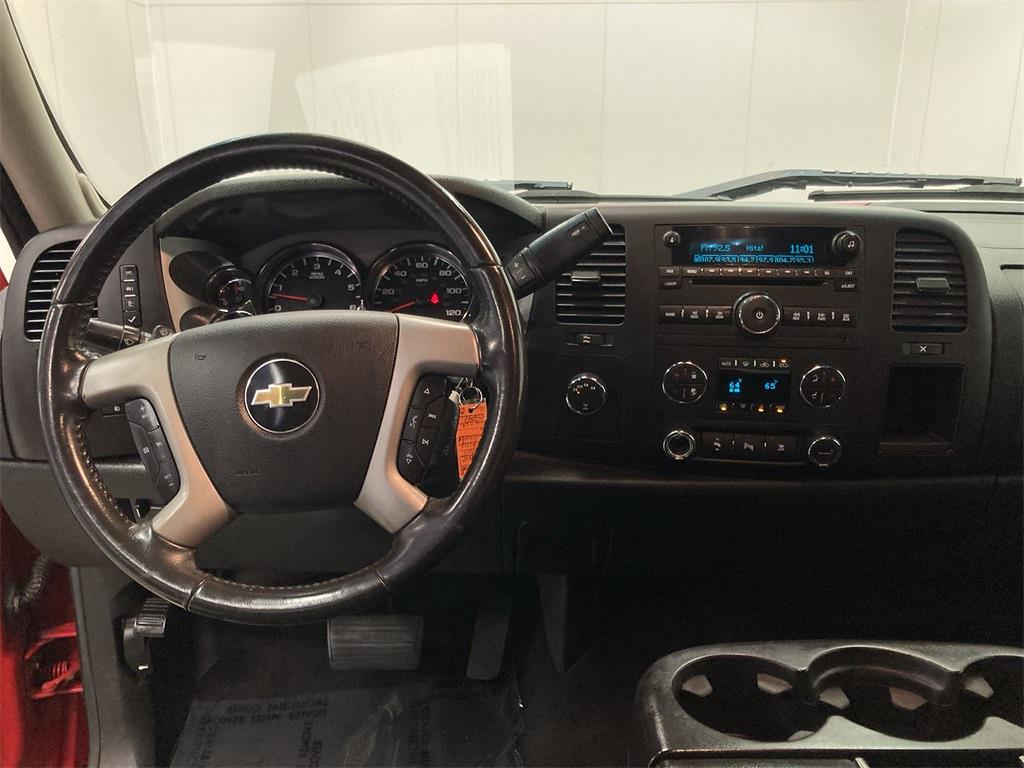 2011 Chevrolet Silverado 1500 Extended Cab 4x4, Pickup #J210949C - photo 26