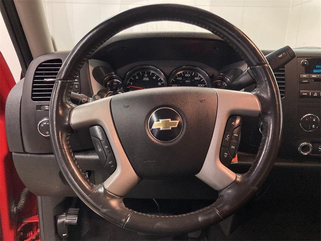 2011 Chevrolet Silverado 1500 Extended Cab 4x4, Pickup #J210949C - photo 27