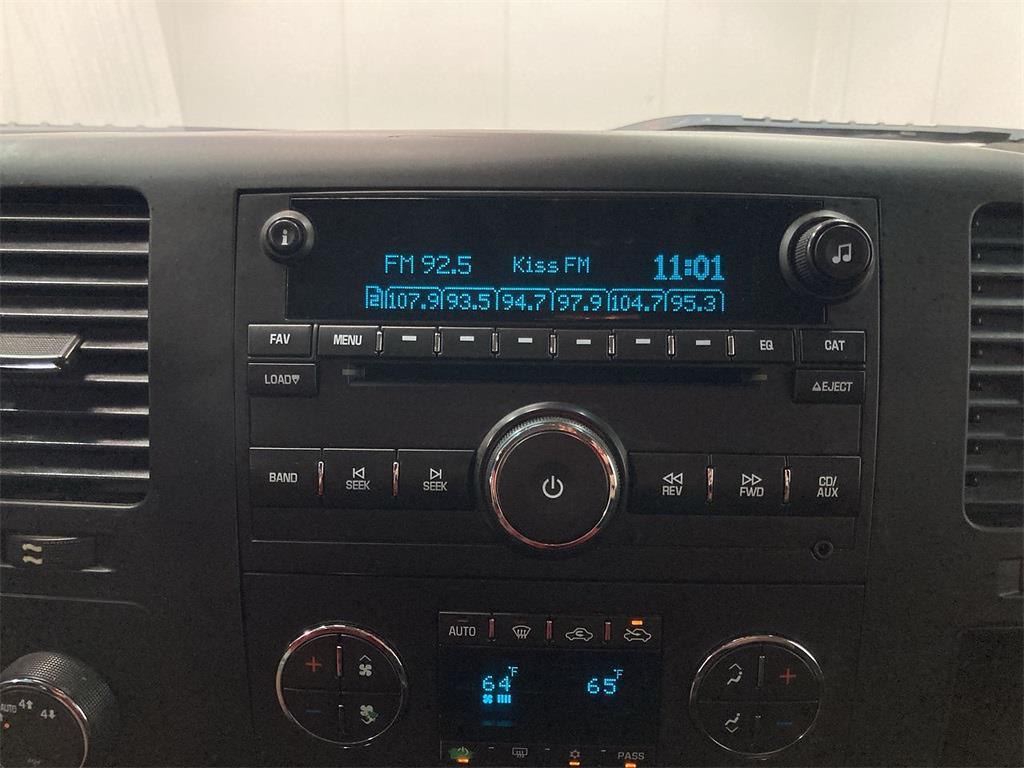 2011 Chevrolet Silverado 1500 Extended Cab 4x4, Pickup #J210949C - photo 28