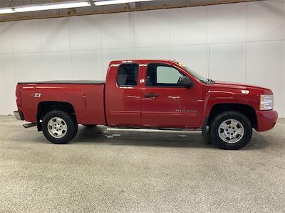 2011 Chevrolet Silverado 1500 Extended Cab 4x4, Pickup #J210949C - photo 8